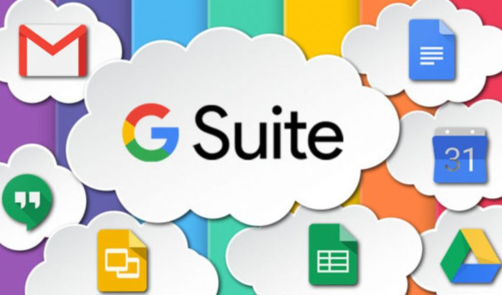 TUTORIAL G-SUITE HOME MADE